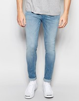 Selected Homme Jeans In Skinny Fit
