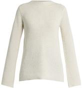 A.L.C. Markell lace-up back sweater
