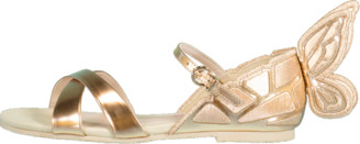Sophia Webster Chiara Embroidery Junior Sandal