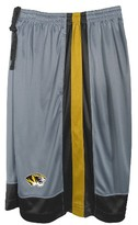 NCAA Missouri Tigers Men's Gray Short
