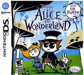 Nintendo Disney alice in wonderland for ds