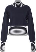 Loewe Striped Cashmere Sweater
