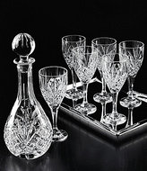 Godinger Dublin Diamond-Cut Crystal 8-Piece Wine Set