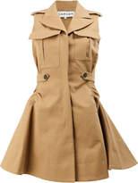 Carven flared shirt dress