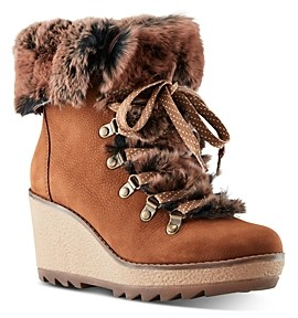 Cougar Women's Waterproof Wedge Heel Booties