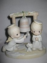 Precious Moments Figurine ~ Ring Those Christmas Bells