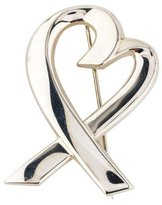 Tiffany & Co. Loving Heart Brooch Pin