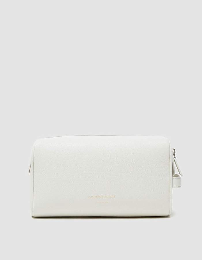 Common Projects Toiletry Bag in Off White