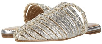 Sam Edelman Nadie (Silver Jute Metallic Braid) Women's Shoes
