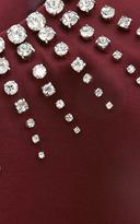 Marc Jacobs Crystal-Embellished Doubleface Satin Dress