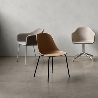 Menu Harbour Dining Chair Color: Light Gray