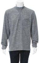 Todd Snyder Half-Zip Wool-Blend Sweater