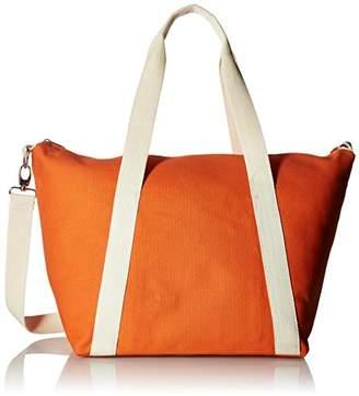 Rhombus Canvas A-Line Tote Bag