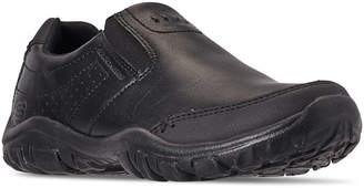 Skechers Little Boys Relaxed-Fit Grambler Ii Slip-On Casual Sneakers from Finish Line