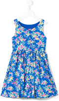 Ralph Lauren floral print dress - kids - Polyester - 2 yrs