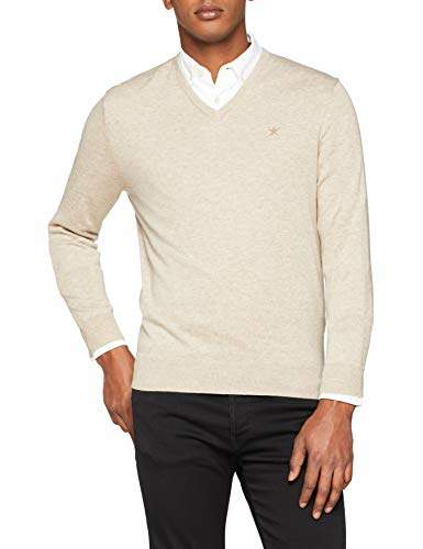 4b6c0893daf964 Mens Taupe Jumper - ShopStyle UK