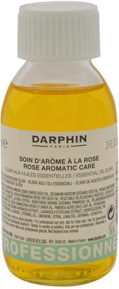 Darphin Rose Aromatic Care Essential 3Oz Oil Elixir
