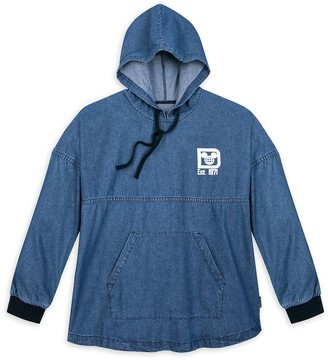 Disney Walt World Hooded Denim Spirit Jersey for Adults