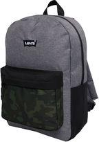 Haddad Levi Light Grey Backpack