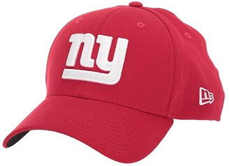New Era NFL Team Classic 39THIRTY Flex Fit Cap - New York Giants (Red) Baseball Caps