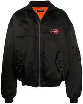 Balenciaga Uniform bomber jacket