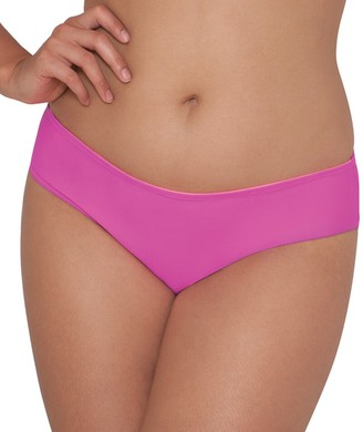 Curvy Kate Women's Peachy Pairs Reversible Bikini Bottom