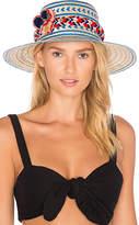 Guanabana Guajiro Hat in Beige.