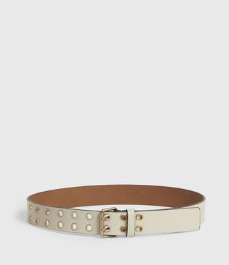 AllSaints Amelia Leather Belt