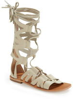 Free People Mesa Verde Suede Gladiator Sandals