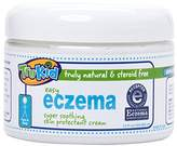 TruKid Easy Eczema Cream, White, Unscented, 12 Ounce