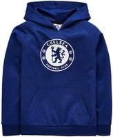 Chelsea Source Lab Fc Junior Raglan Fleece Hoody