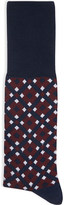 Marni Tracery-print cotton socks