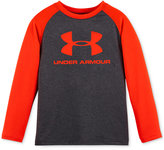 Under Armour Little Boys' Graphic-Print Long-Sleeve T-Shirt