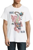 True Religion Guardian Graphic Tee