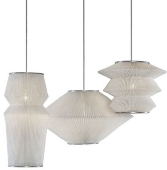 Arturo Alvarez Ura 3-Light Pendant Light