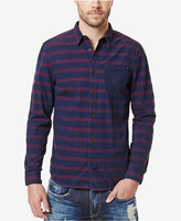 Buffalo David Bitton Men's Sivilt Stripe Jacquard Shirt