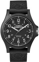 Timex Men's Expedition Acadia Black Nylon Strap Watch