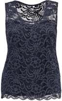 Junarose JREMMA Vest ombre blue