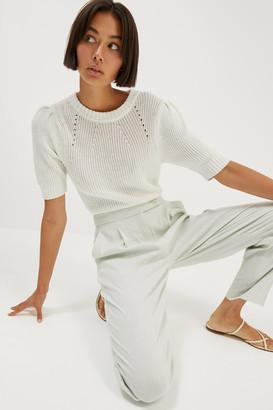 SABA Holly Cotton Cord Knit