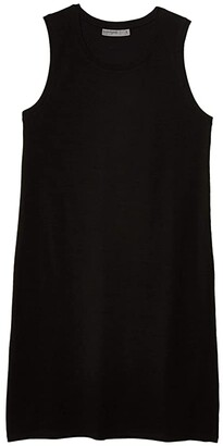 Icebreaker Yanni Sleeveless Dress (Black) Women's Dress
