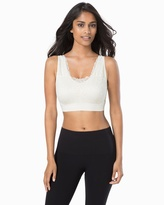 Soma Intimates Seamfree Bralette With Lace