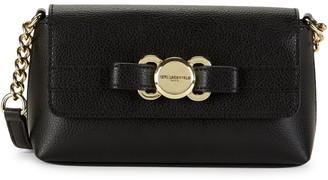 Karl Lagerfeld Paris Flap-Top Crossbody Bag