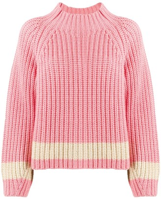 Essentiel Antwerp Venezia ribbed jumper