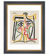 Munn Works Picasso - Tete de Femme - 1962 Art