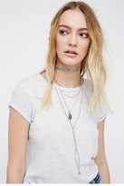 Free People Dylana Delicate Leather Bolo