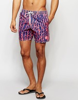 O'Neill Wave Neon Swim Shorts