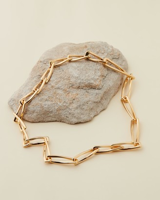 Missoma Thick Twist Necklace