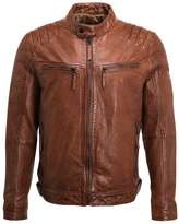 Gipsy Cameran Leather Jacket Cognac
