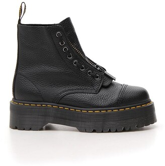 Dr. Martens Zip Up Boots