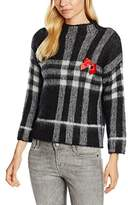 Fornarina Women's Diana-Black Tricot Pyjama Bottoms